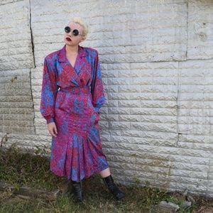 Vintage Andrea Gayle Dress